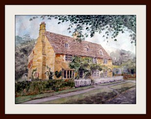 Cotswold Cottage - Buckland, Gloucestershire