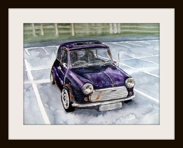 Mini - Favourite Classic - Car Commission