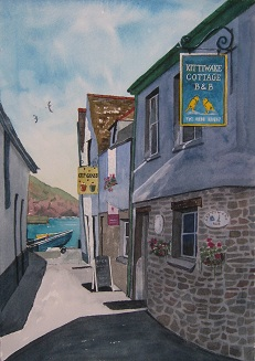 Kittiwakes & Cup Cakes! - Cottages in Port Isaac, Cornwall